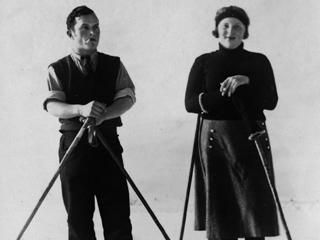 Nr. 191297 Skifahren