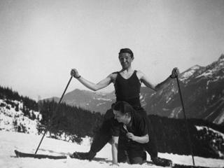 Nr. 191329 Skispaß