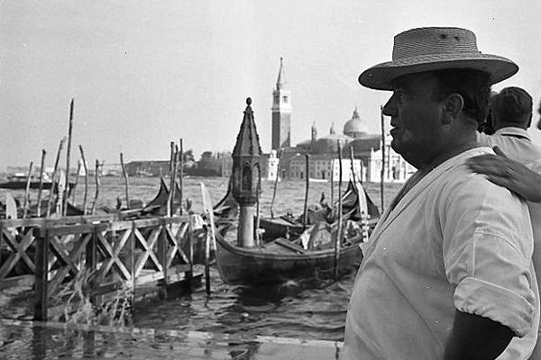 Mann in Venedig, 1979