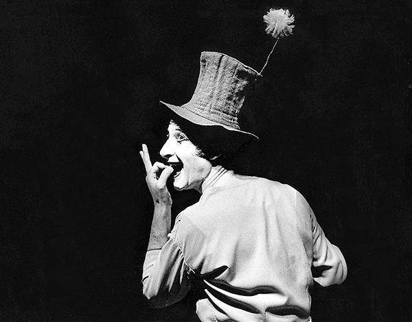 Marcel Marceau, 1967