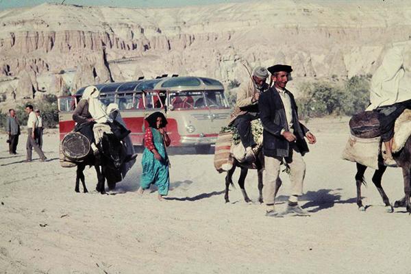 Menschen in Anatolien, 1961