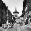 Der Zeitglockenturm in Bern