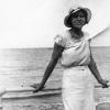 Nr. 191076_Frau am Meer
