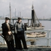 Bild 8: Fischer im Hafen von 1Frido2