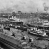 Nr. 191737_Hamburger Hafen, 1934