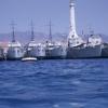Nr. 190655_Schiffe im Hafen von Messina