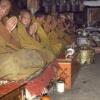Nr. 193770 Betende Mönche