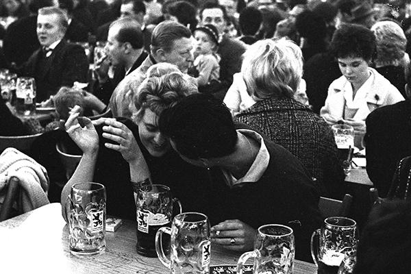 Oktoberfest, 1962