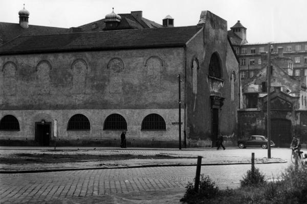 St. Jakob am Anger (abgerissen), München: Kirchen, Deutschland, Bayern
