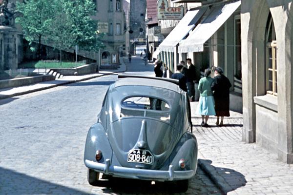 Klingentorturm, VW Käfer