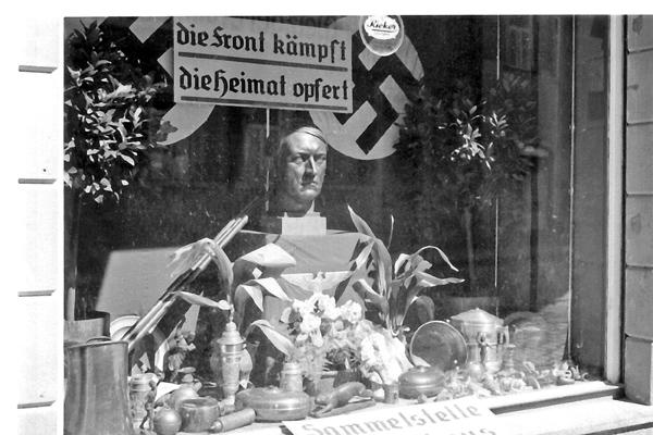 Ochsenfurt - Metallspende zum Geburtstag des Führers