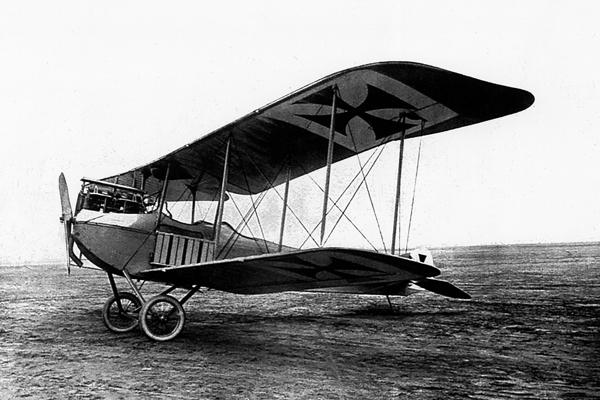 Rumpler-Flugzeuge