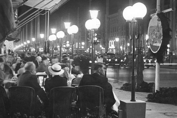 Unter den Linden, Berlin - Historisch: Straßen, Deutschland